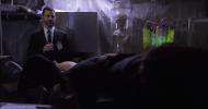 X-Files: Mulder e Scully bloccati negli anni '90 fanno sesso davanti a Jimmy Kimmel