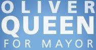 Arrow 4B: ecco i poster per la campagna elettorale di Oliver Queen