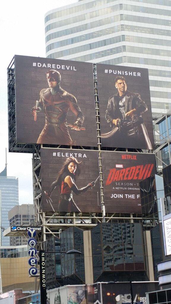 Poster Daredevil 2