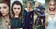Game of Thrones: tutti i ritratti delle donne della sesta stagione