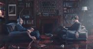 Sherlock 4: un video del dietro le quinte rivela la reazione all'arrivo di Baby Watson