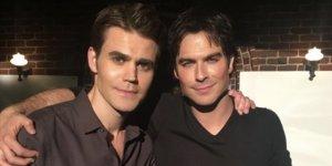 The Vampire Diaries: nell'emozionante promo del finale i primi fotogrammi dello show