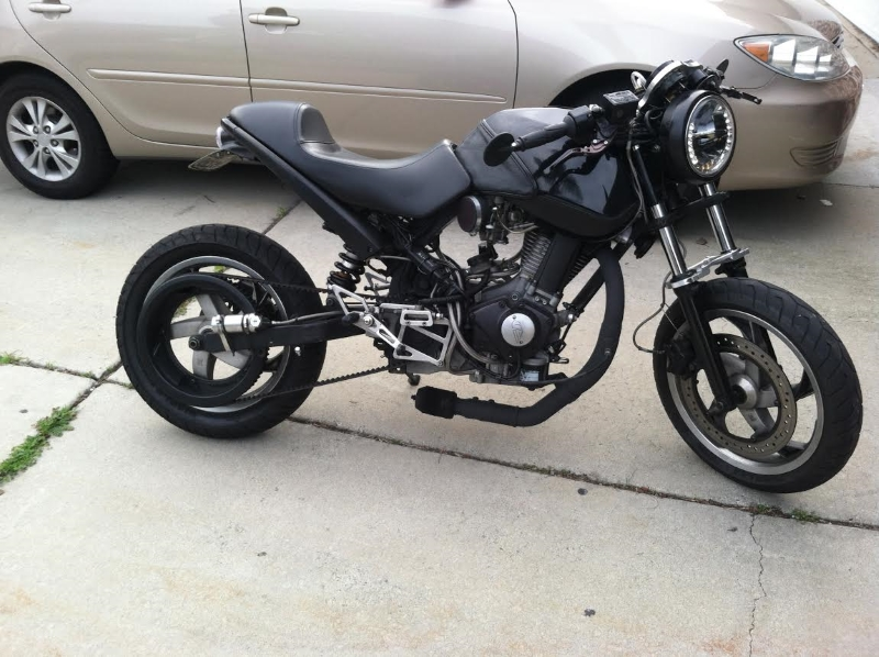 Buell Blast Cafe Racer Parts   1stmotorxstyle org