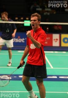 Jan JORGENSEN 19 DEN YN DenmarkOpen2009.jpg nggid0520462 ngg0dyn 290x320x100 00f0w010c010r110f110r010t010 - Jan Ø. Jørgensen: Making significant additions to Danish badminton history