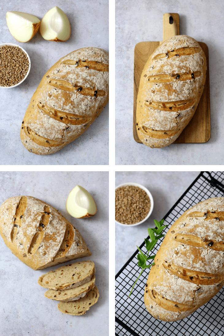 Zwiebel Speck Brot | bäckerina.de