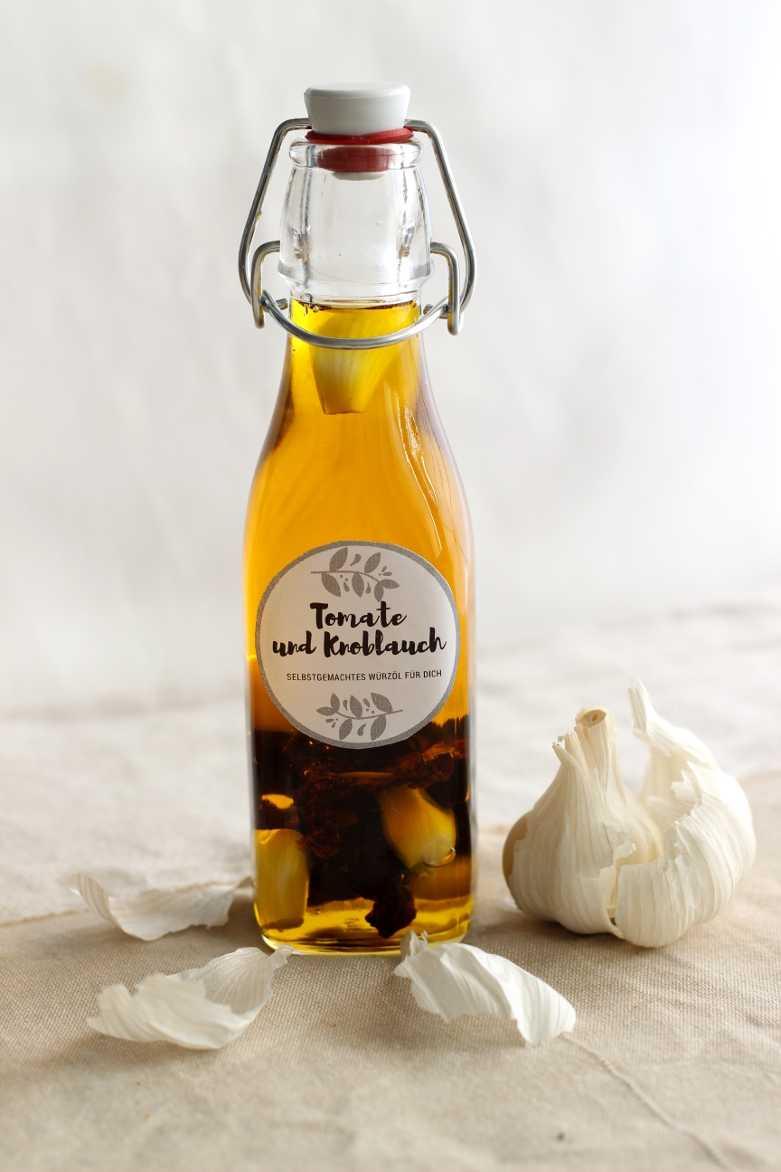 Knoblauchöl