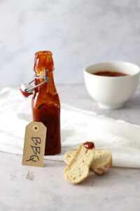 Rote Grillsauce Rezept | bäckerina.de
