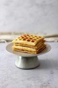 Dinkelwaffeln Grundrezept | bäckerina.de
