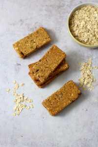 Müsliriegel selber machen Rezept   bäckerina.de