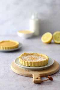 Zitronentörtchen Thermomix | bäckerina.de