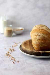 Mediterranes Brot Kleiner Zaubermeister | bäckerina.de