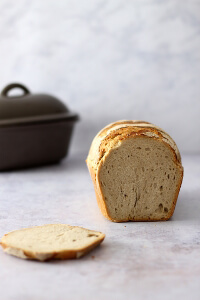 Landbrot Pampered Chef Kleiner Zaubermeister | bäckerina.de