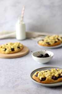 Streuseltaler Thermomix Rezept | bäckerina.de