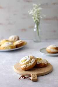 Puddingschnecken Rezept | bäckerina.de