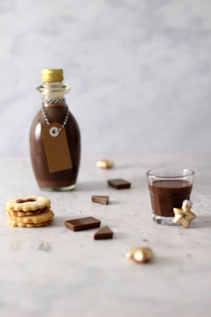 Schokoladenlikör Rezept | bäckerina.de