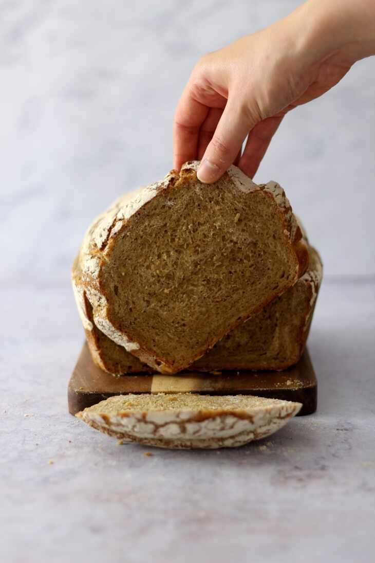 Malzbrot Ofenmeister Rezept | bäckerina.de