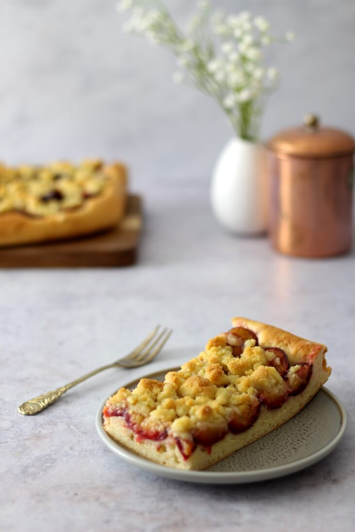 Pflaumenkuchen Thermomix | bäckerina.de