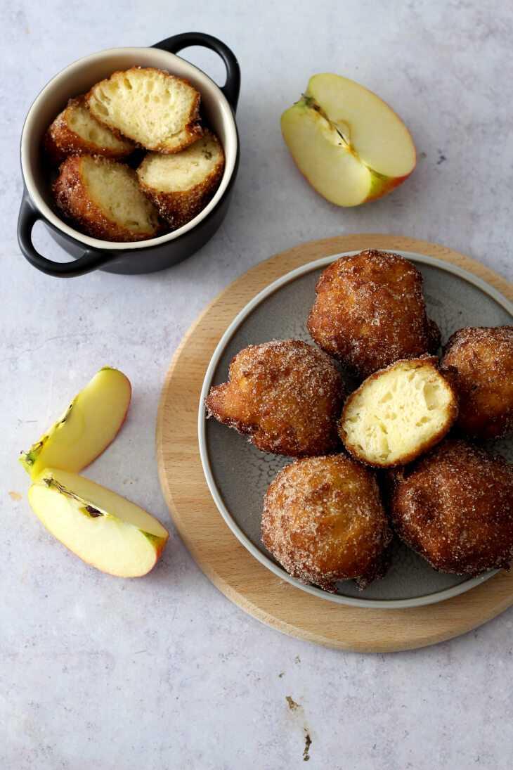 Apfelkrapfen Rezept | bäckerina.de