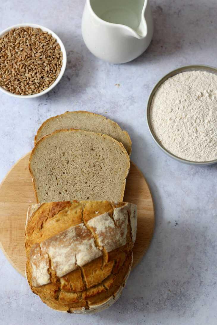 Mildes Mischbrot Rezept | bäckerina.de