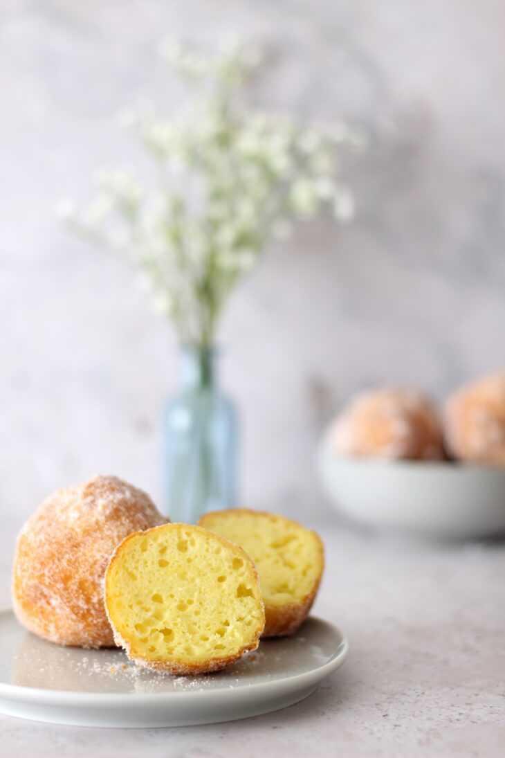 Quarkbällchen Rezept | bäckerina.de