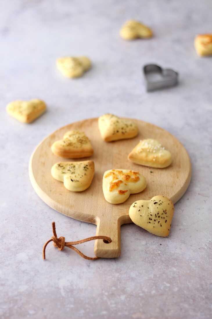 Thermomix: Herzhafte Cracker mit Käse | bäckerina.de