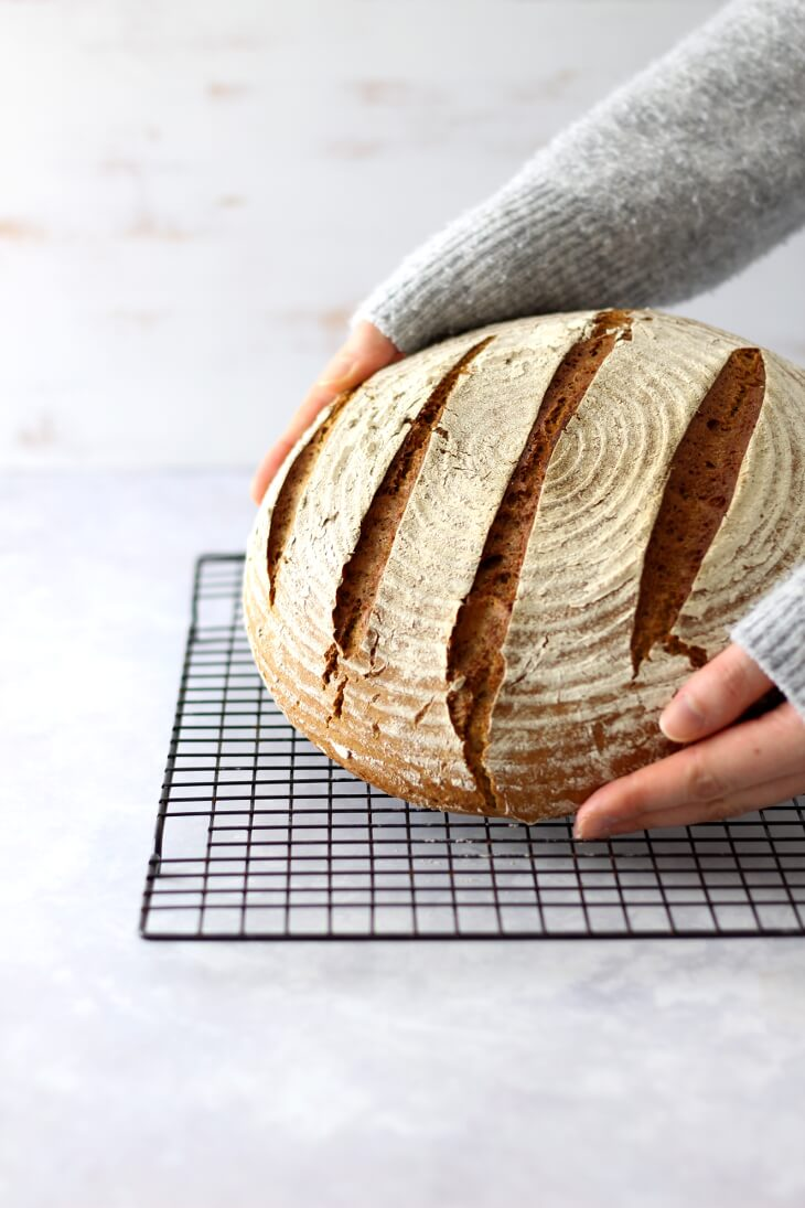 Sauerteigbrot für Anfänger | bäckerina.de