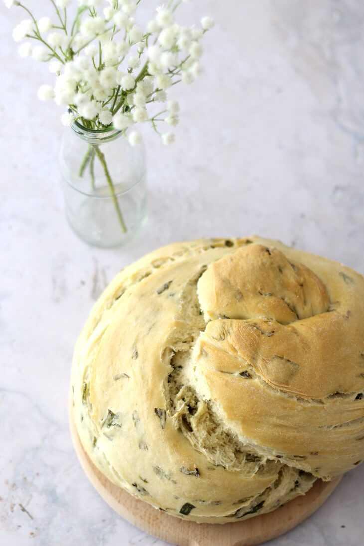 Bärlauchbrot Thermomix | bäckerina.de