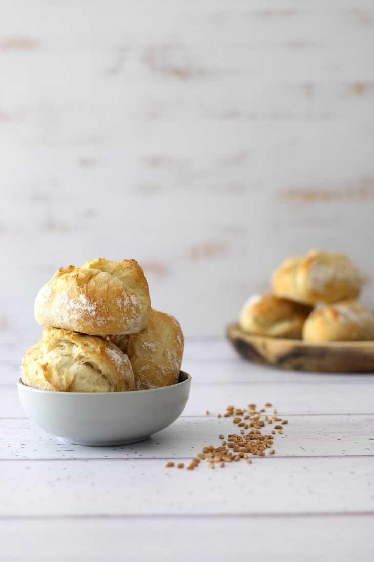 Kartoffelbrötchen Rezept | bäckerina.de