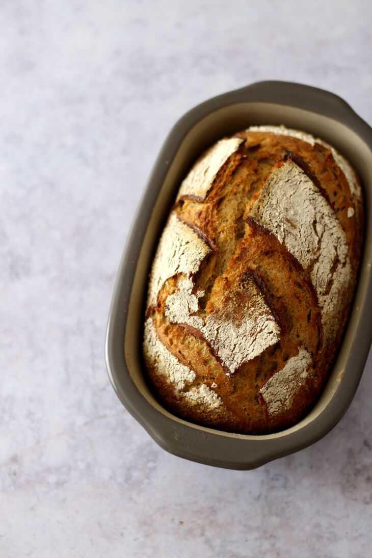 Dinkel Sauerteigbrot Kleiner Zaubermeister | bäckerina.de