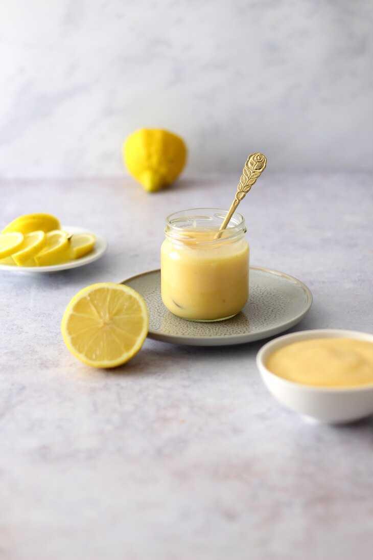 Lemon Curd Thermomix | bäckerina.de