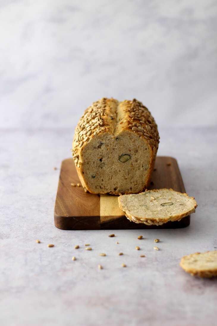 Körnerbrot Pampered Chef Rezept | bäckerina.de