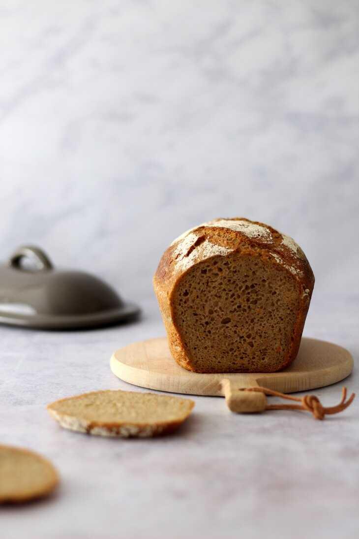 Dinkelvollkornbrot Pampered Chef | bäckerina.de