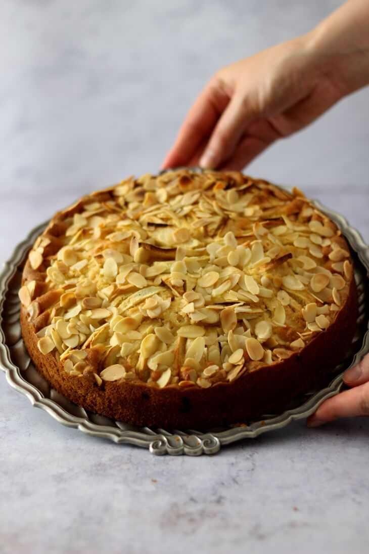 Apfelkuchen Thermomix Rezept | bäckerina.de