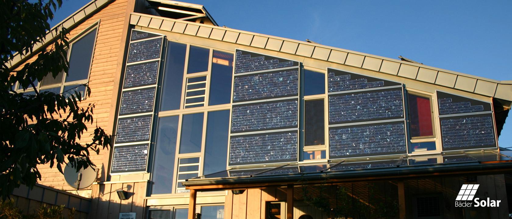 Mit Bäder Solar die Sonne genießen