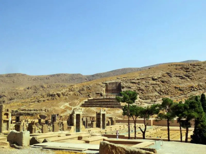 Persepolis im Iran