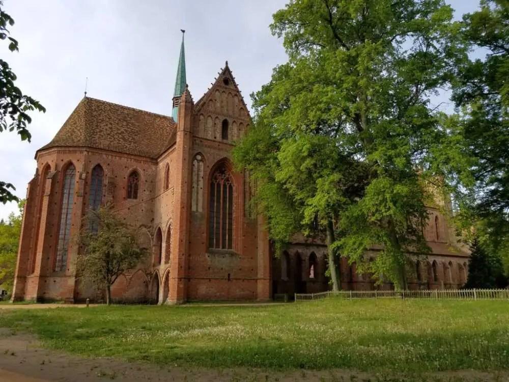 Kloster Chorin in Brandenburg