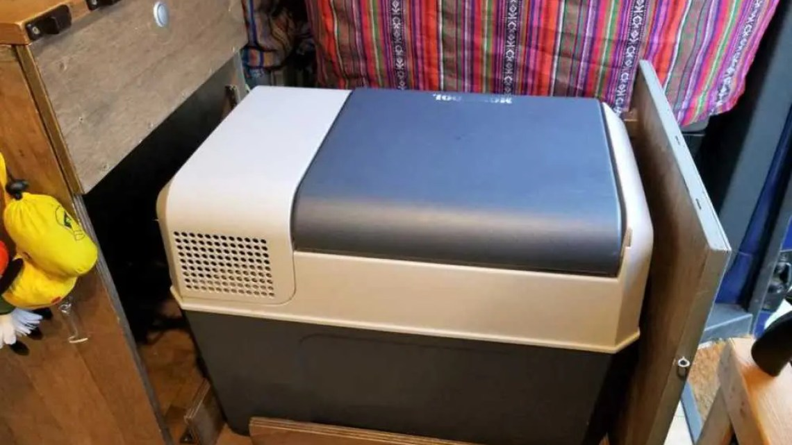 Mobicool Kompressor Kühlbox für den Camper