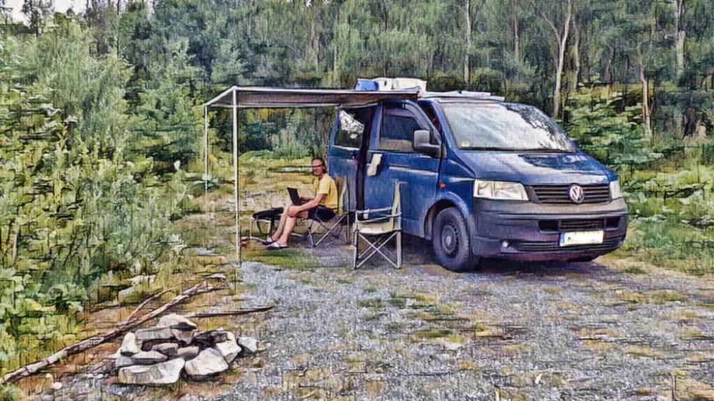 Camper Markise Fiamma F35 Pro