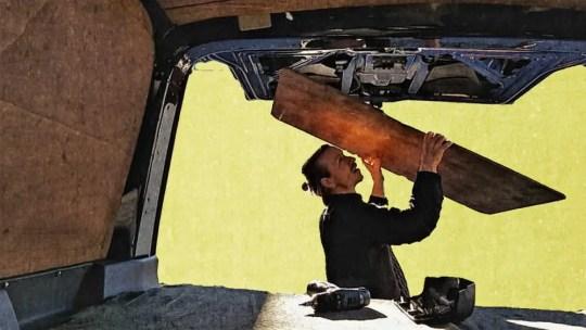 Heckklappenschloss VW T5 austauschen und auswechseln