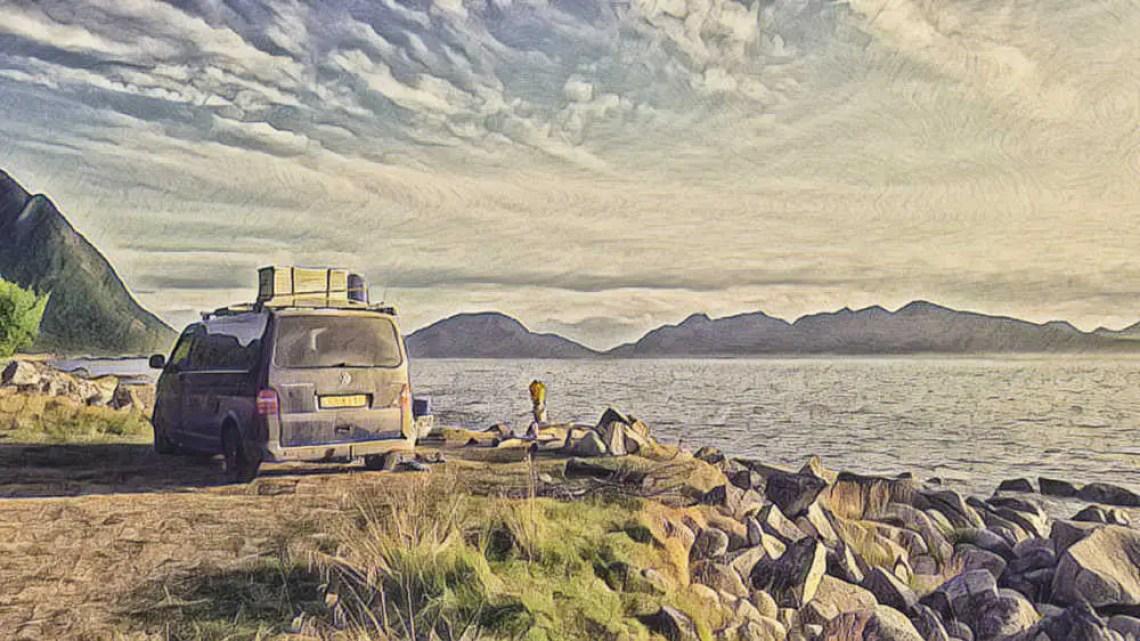 Skandinavien-Baltikum-Reise