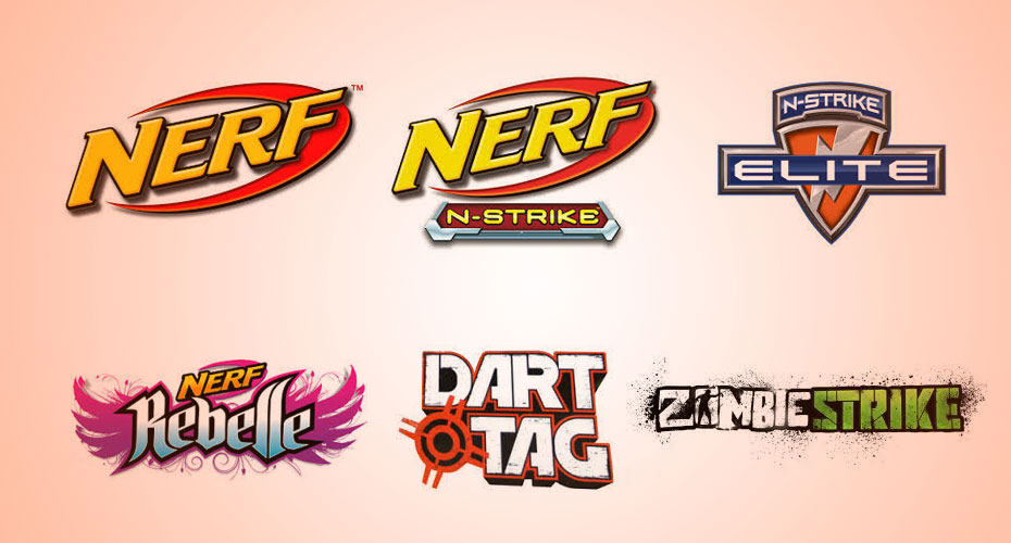 Nerf, Alles über Nerf Blaster & Nerfguns und die Marke Nerf