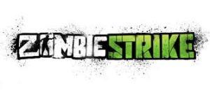 Logo der ZombieStrike Nefblaster Serie von Nerf