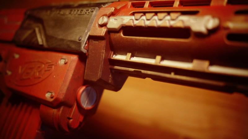 Retaliator Mod Crimson Red