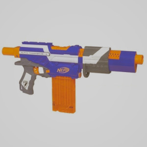 Alpha Trooper Elite - Retaliator vs Alpha Tropper