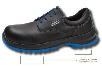 Zapatillas de protección enebro