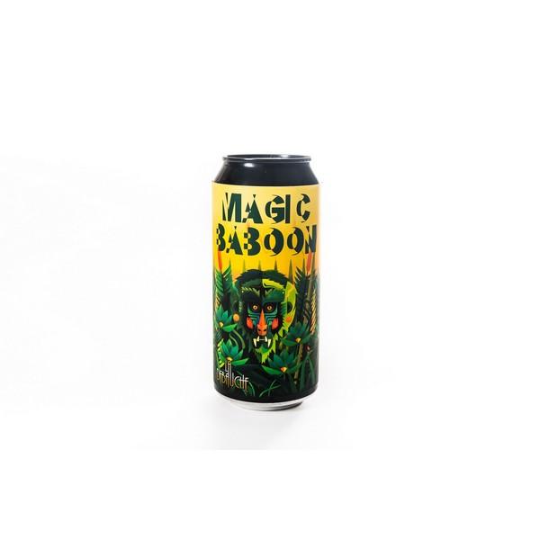Magic Baboon, La Debauche