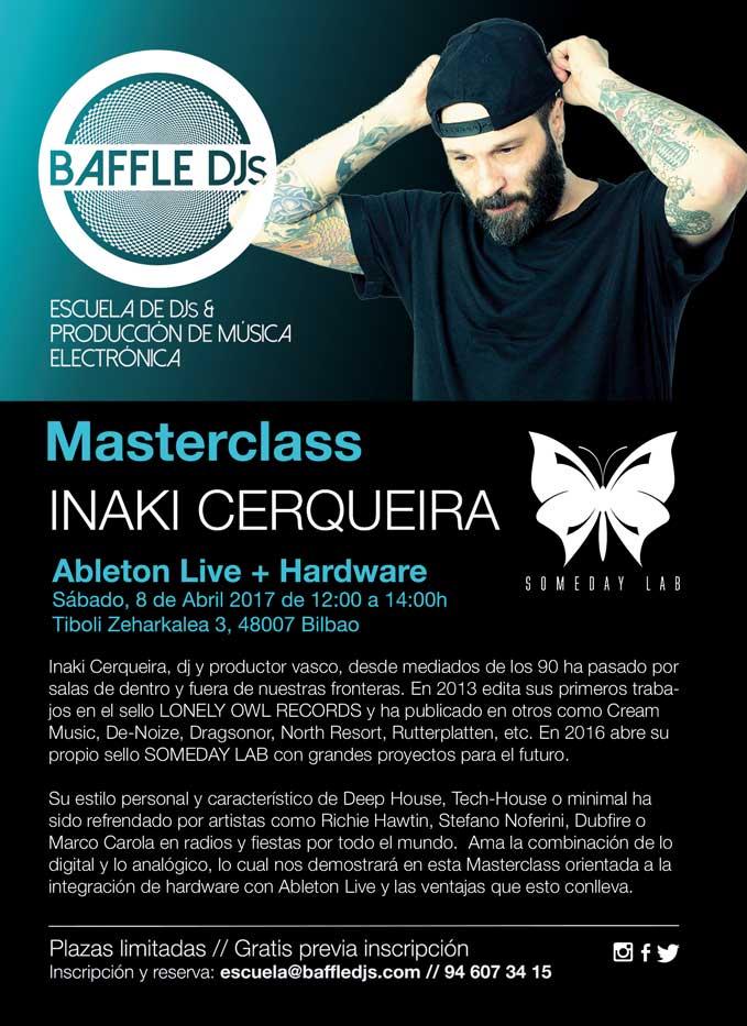 Masterclass de ableton live