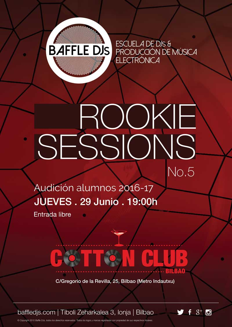 Rookie Sessions No.5