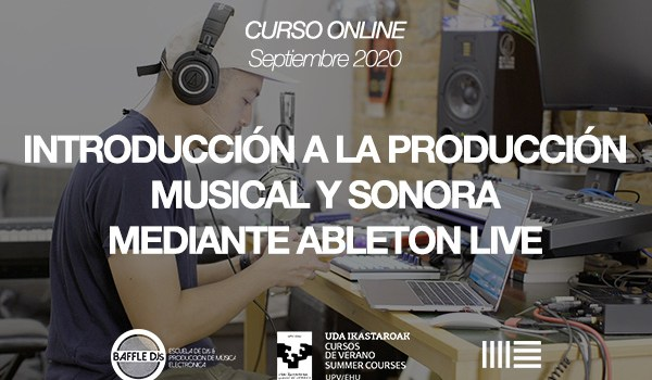 Curso online Ableton Live UPV