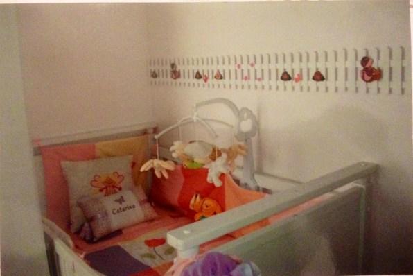 quarto de bebe jardim